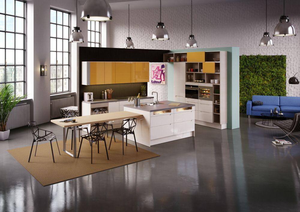 A la Carte -keittiöt Grano ja Scuro | #keittiö #kitchen