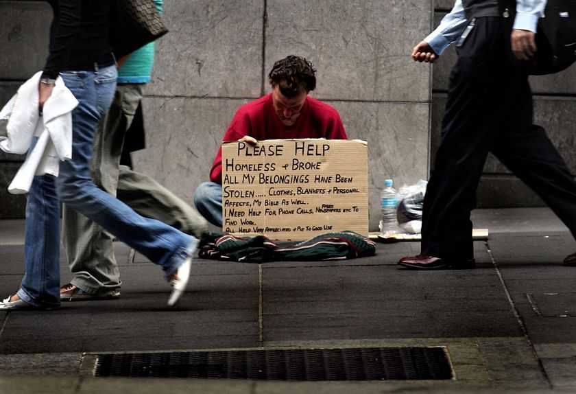 Let Us Help Our Neighbor Helping The Homeless Homeless Homeless Man