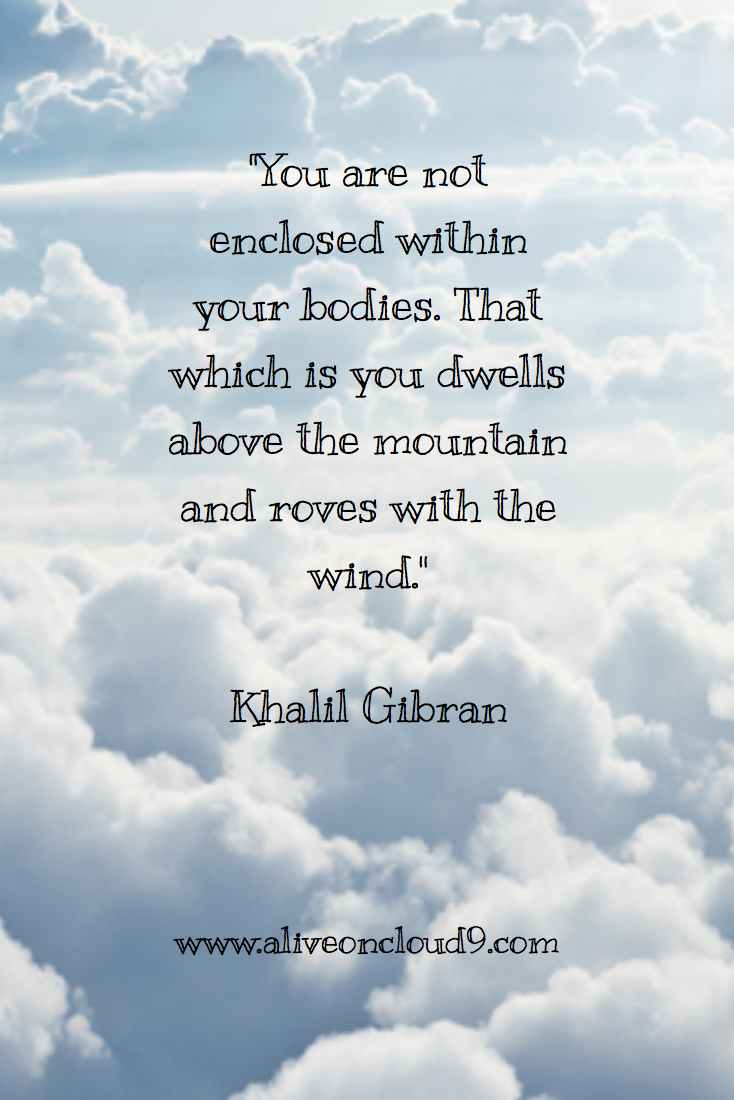 Inspirational Quote  Wise words quotes, Kahlil gibran quotes