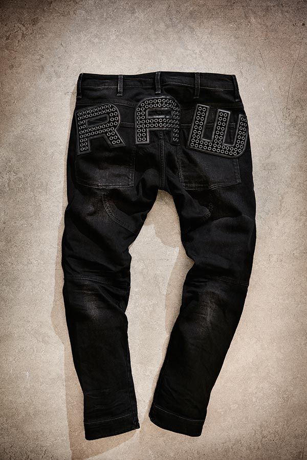 62e6c18b059 Collector's edition: G-Star Elwood 5620 RAW jeans. | G-Star RAW ...