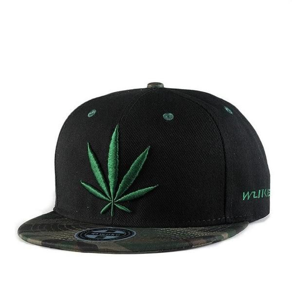 New Fashion Caps Reggae Hip Hop Cap Embroidery From Flat Hat Dancer  Streetwear Embroidered Baseball Cap da4826fcc880