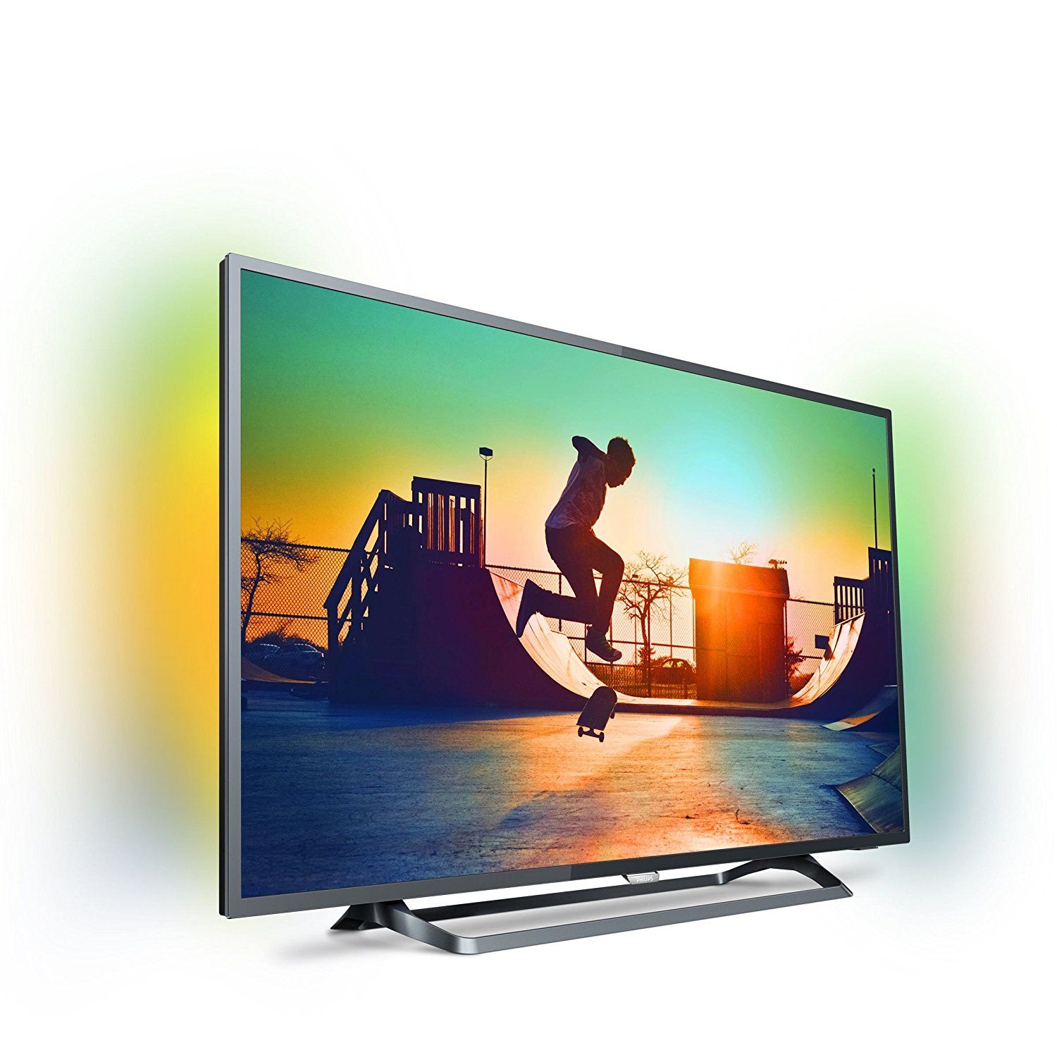 c82129bd9a7 Philips 6000 series Téléviseur LED Smart TV ultra-plat 4K 55PUS6262 12  écran LED