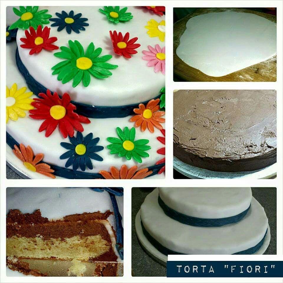 Lo sviluppo della mia prima torta...