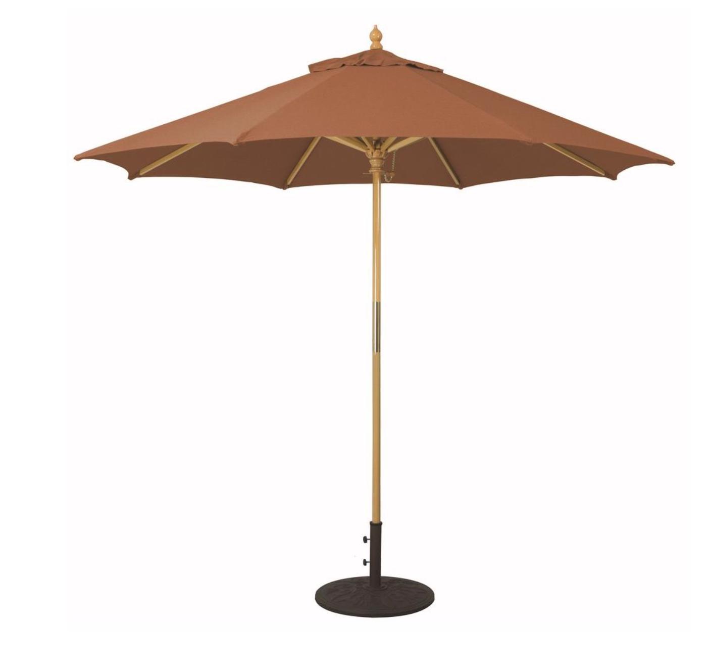 9 Round Umbrella Market Umbrella Umbrella Cover Patio Umbrellas