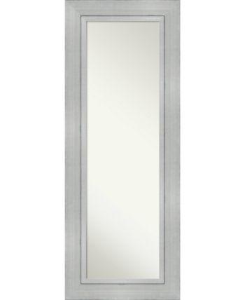 Amanti Art Romano 21x55 On The Door Wall Mirror Door Wall
