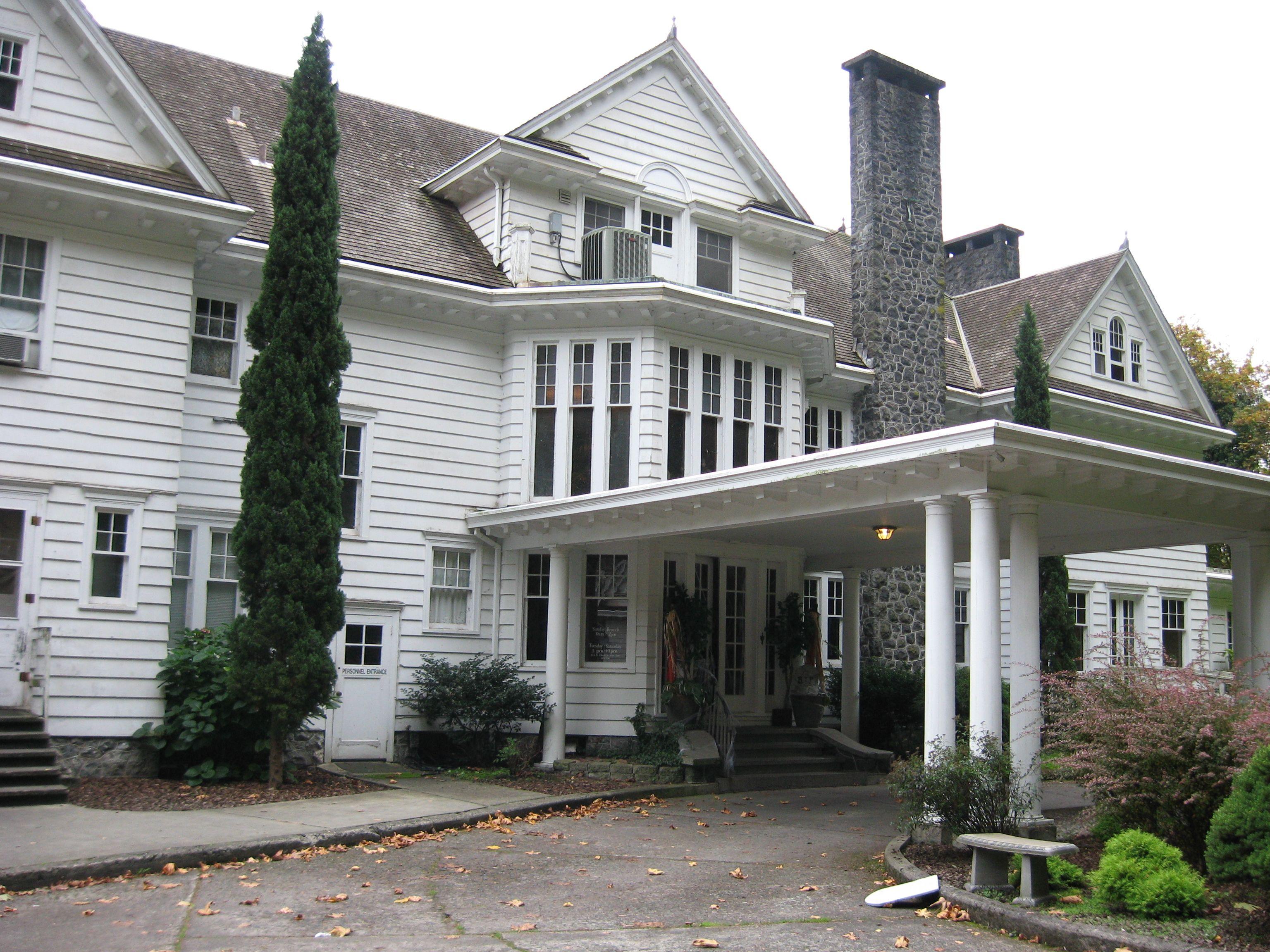 Haunted Hotel Longview Wa