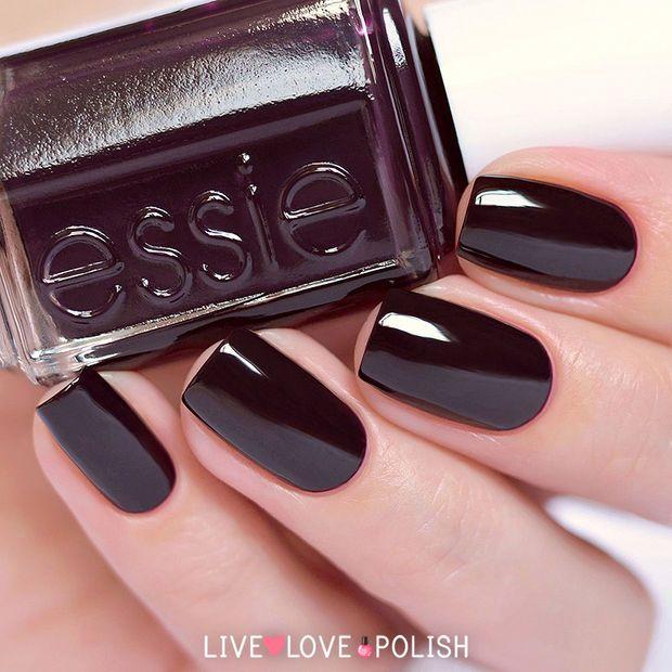 Essie Luxedo Nail Polish | nails | Pinterest | Esmalte, Manicuras y ...