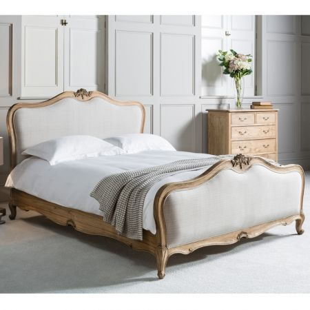 Französische Betten (mit Bildern) Shabby chic