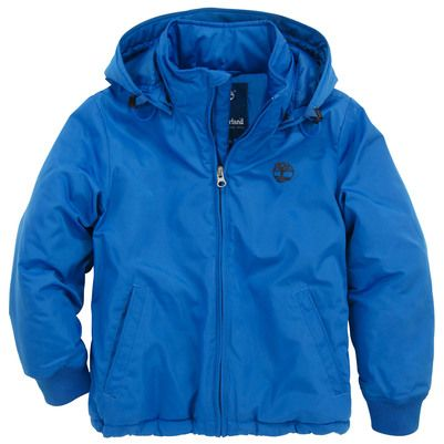 Timberland Full-Zip royal blue jacket with fleece lining Blue - 46739   Melijoe.com