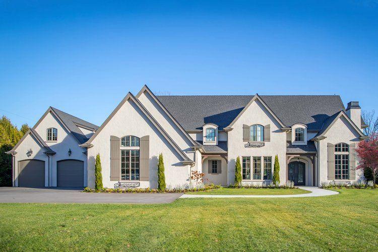 THUNDERBIRD- FRENCH COUNTRY — Su Casa Design - THUNDERBIRD ... on country living house plans, country small house plans, real estate house plans,