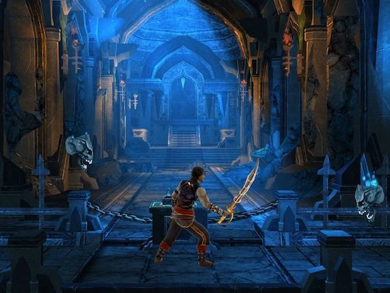 Prince of Persia The Shadow and the Flame va fi lansat in App Store pe 25 iulie