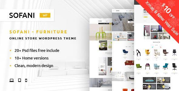 Sofani - Furniture Store WooCommerce WordPress Theme - https ...