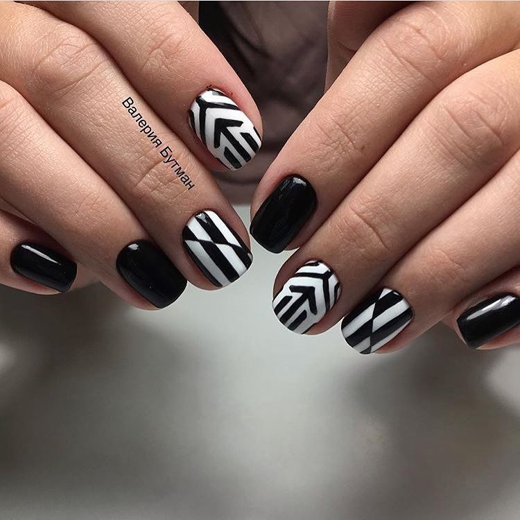 Nail Art #2974 - Best Nail Art Designs Gallery | Short nails art ...