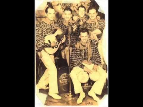 Guajira Guantanamera (original) - Cuarteto Caney 1938.wmv - YouTube