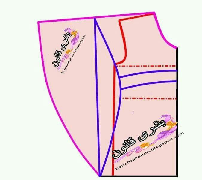 Pin by salmasalama on Beldi | Pinterest | Kaftan pattern, Dress ...