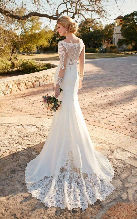 Essense Of Australia Wedding Dress D2124