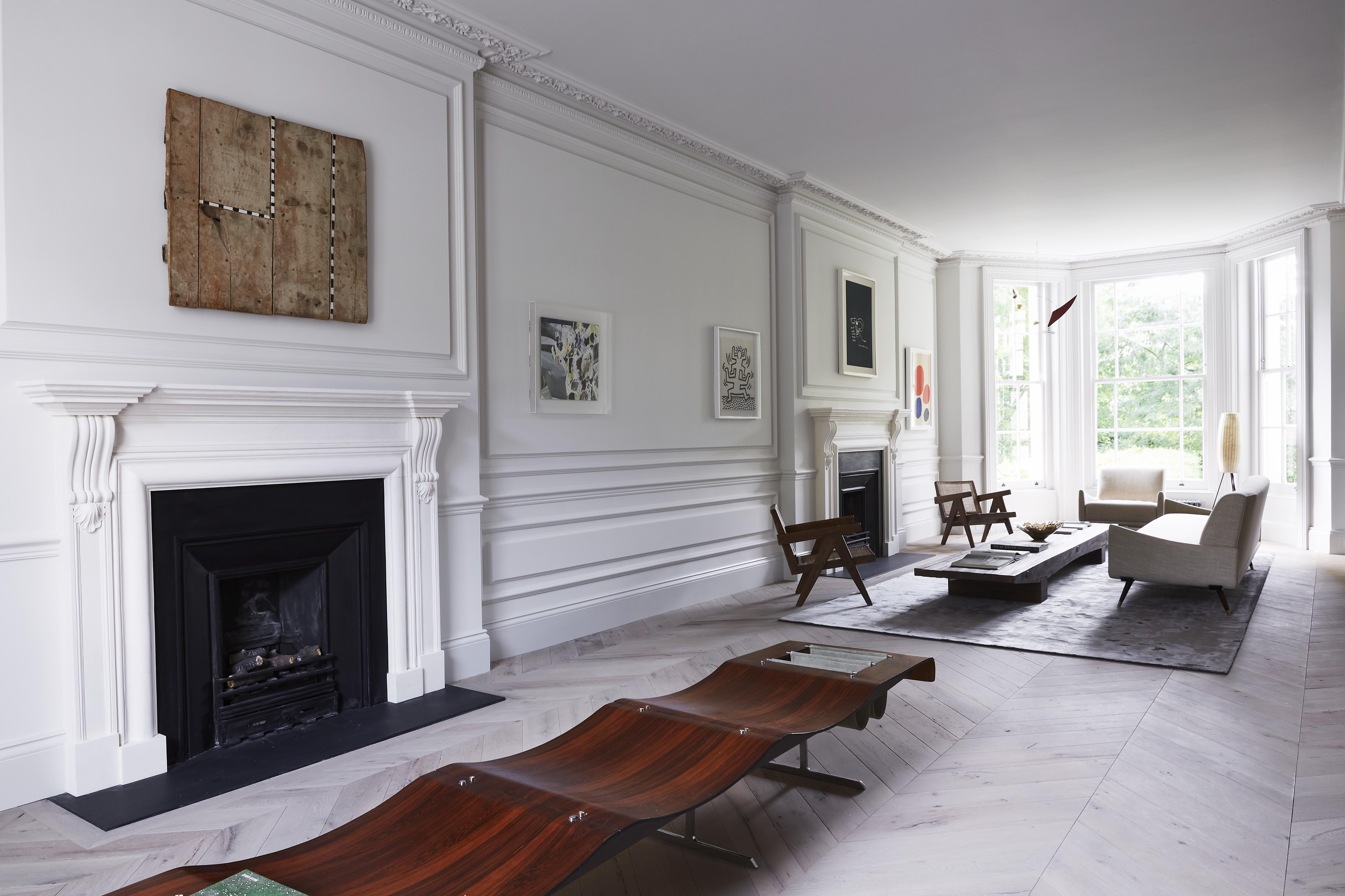 Ebony and Co Antique Oak and American White Oak Country
