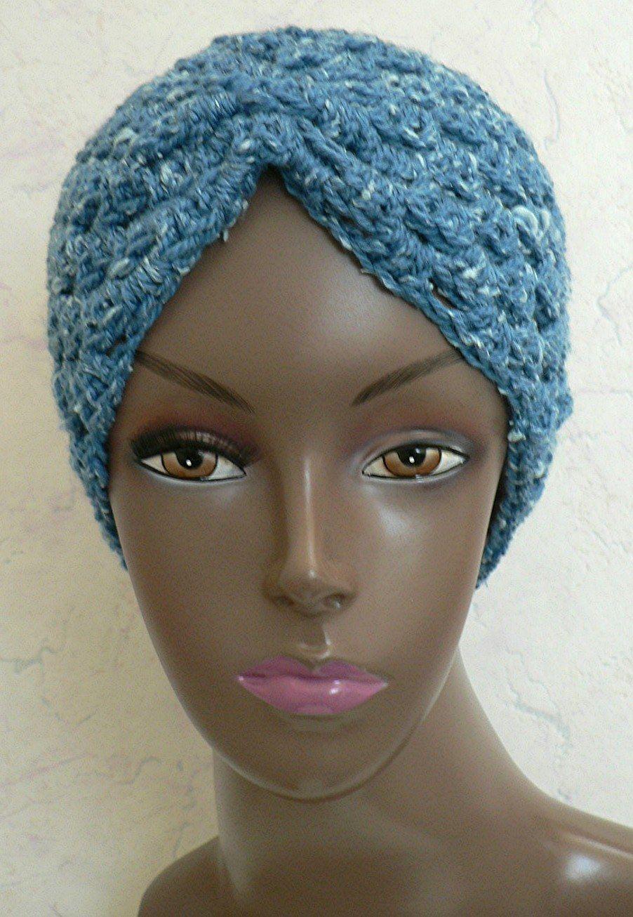 Crochet Turban | Crochet | Pinterest