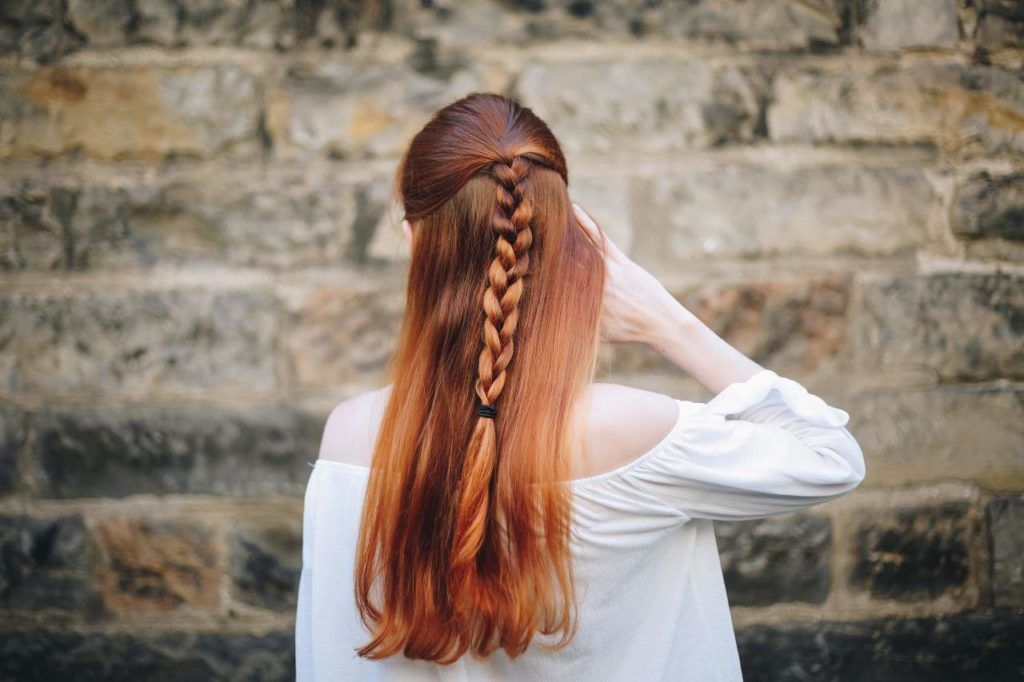 My 5 Favourite Hairstyles For Scottish Summer Cathistle Hair Styles Favorite Hairstyles Long Hair Styles