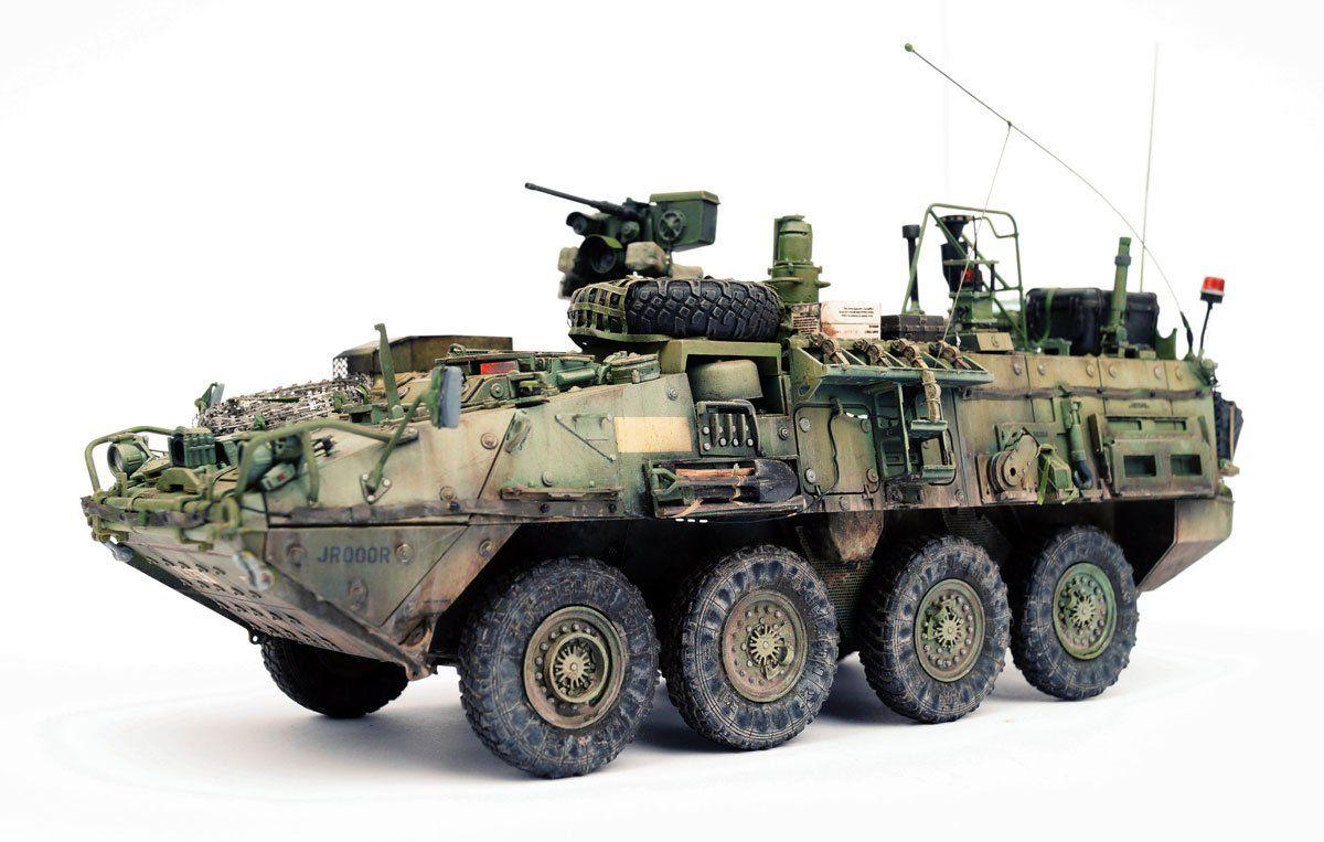 Stryker Panzer