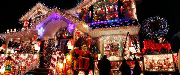 How To Create A Holiday Light Show Christmas Light Show Christmas House Lights Outdoor Christmas Tree Decorations