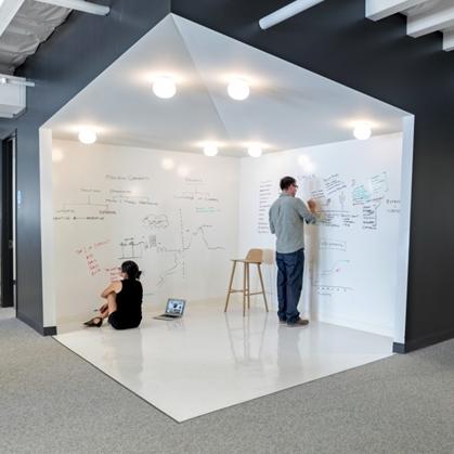 12 oficinas tan creativas en las que morirías por trabajar
