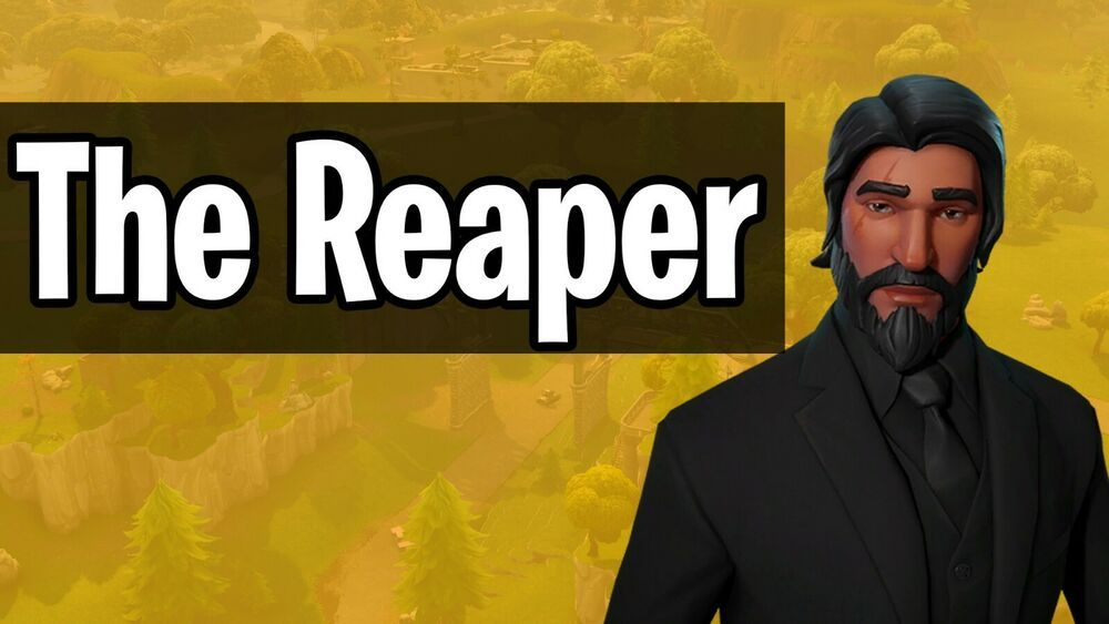 Account Fortnite With Skin The Reaper Other Skins Fortnite Canada