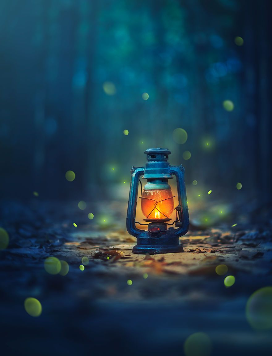 I Create Magical Images With My Old Lantern Old Lanterns Firefly Photography Magical Images