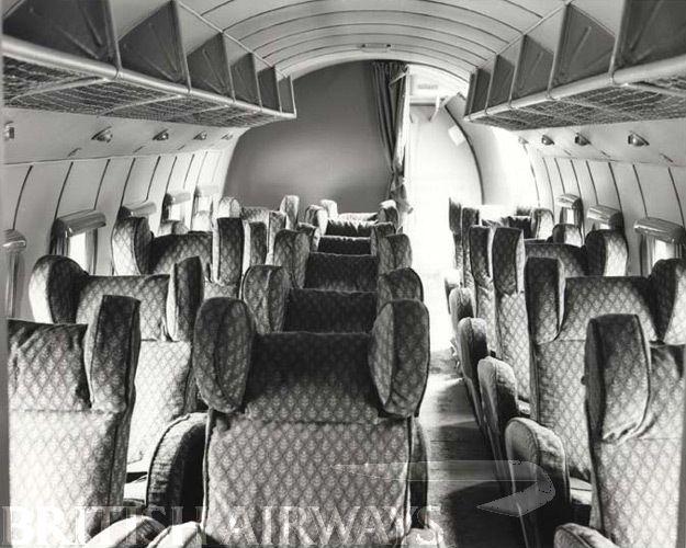 dc interiors douglas dc 3 restoration DC-3 interior