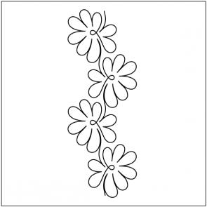 Lilac - Border/Overall - Stencil