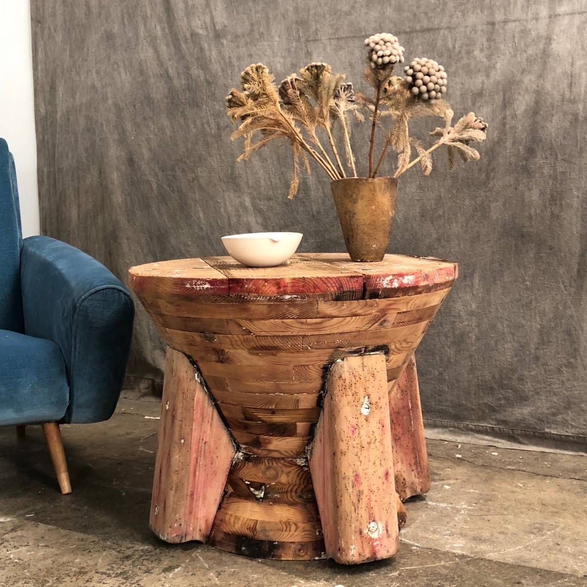 Raw Coffee Table Table Basse Jolie Table Basse Table