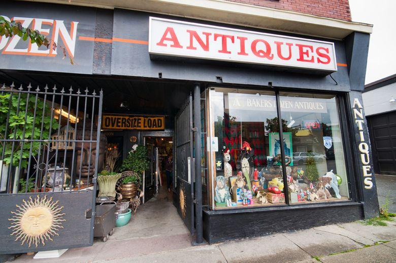 Top Vancouver Antique Stores 3 Baker S Dozen Antiques Antiques Antique Stores Vancouver
