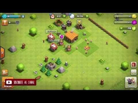 Clash Of Clans 21 Un Nuevo Comienzo Choque De Clanes Clash Of Clans Nuevo Comienzo