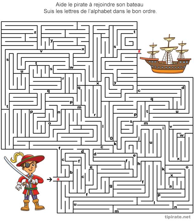 Labyrinthe-alphabet | Jeu labyrinthe, Labyrinthe à imprimer, Labyrinthe enfant