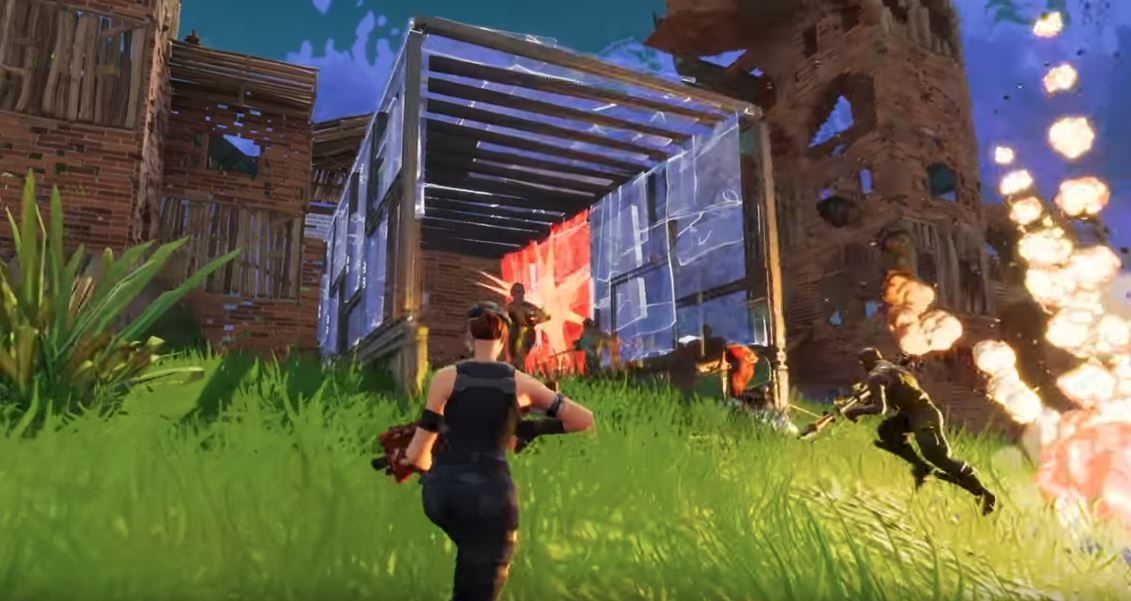 fortnite battle royale announces 50 vs 50 mode at the game awards and it s out now for a while - 50 vs 50 fortnite xbox