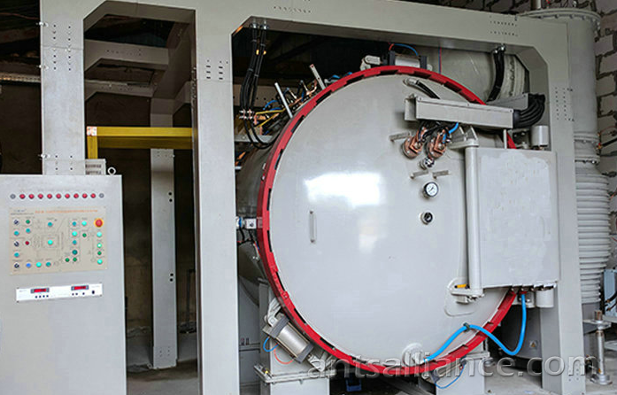 Vacuum brazing furnace for sale