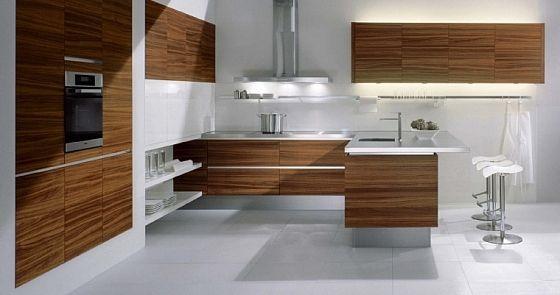 luxe teakhouten keuken voorzien van alle gemakken interieur wensen