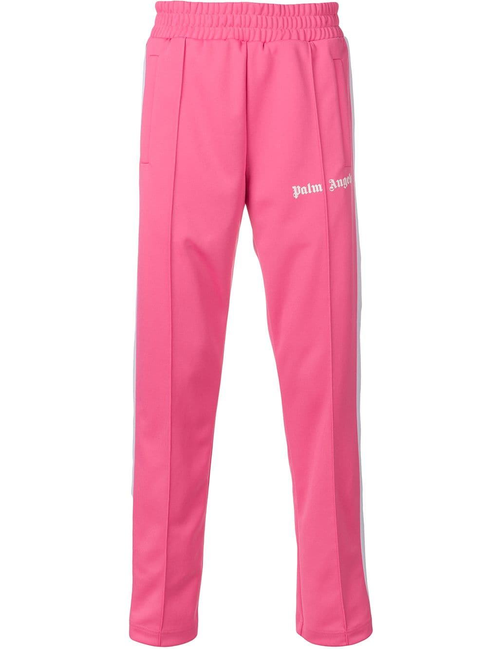 5fa07edbb7214e Palm Angels side-striped track pants - Pink in 2019 | Products ...