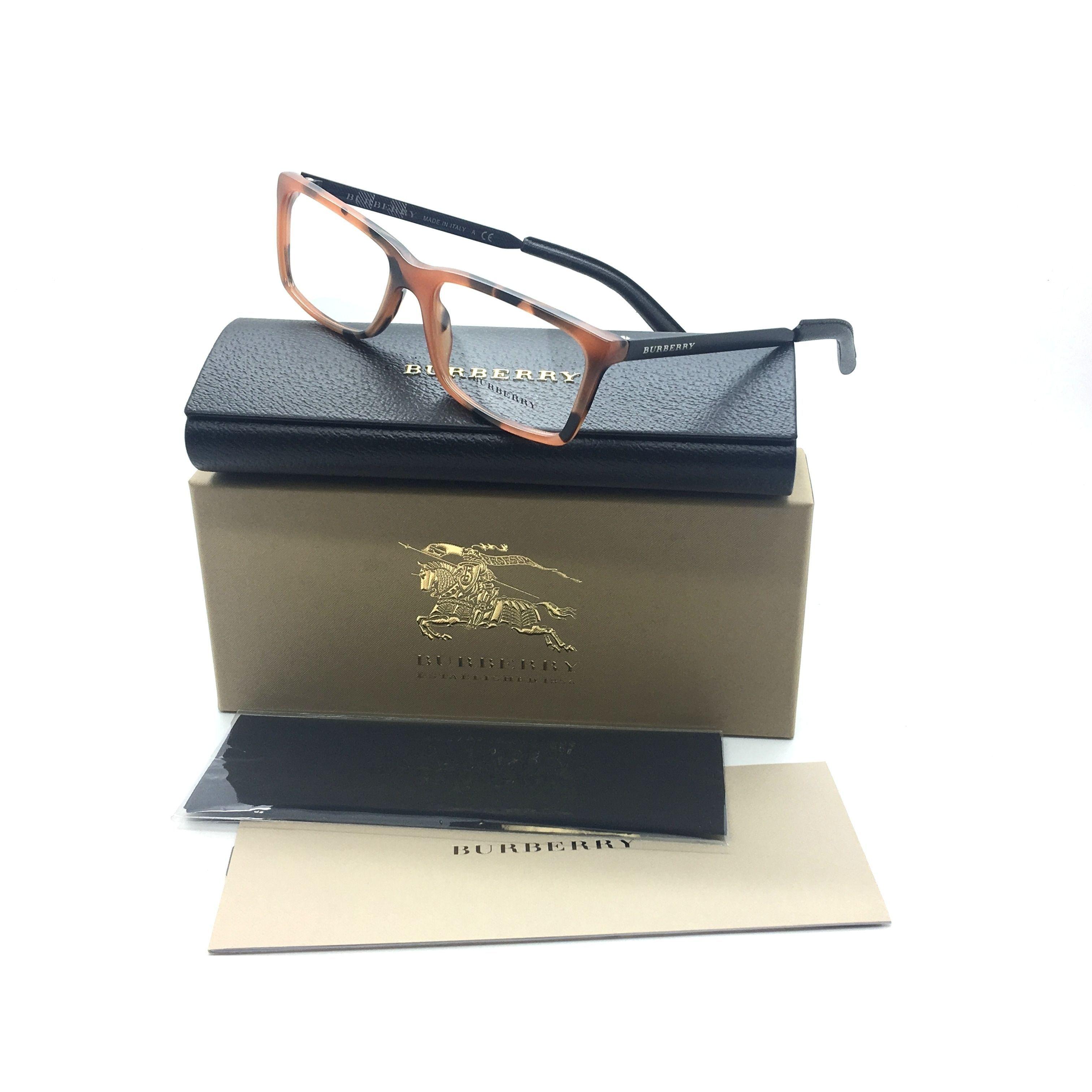 Burberry Eyeglasses B 2159 Q 3518 54 mm Rectangular Italy | Products ...