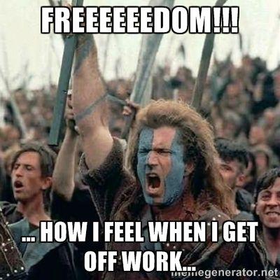 a4f9d5cece5d1333dc09e37cedc28dee off work memes image memes at relatably com so me ! pinterest