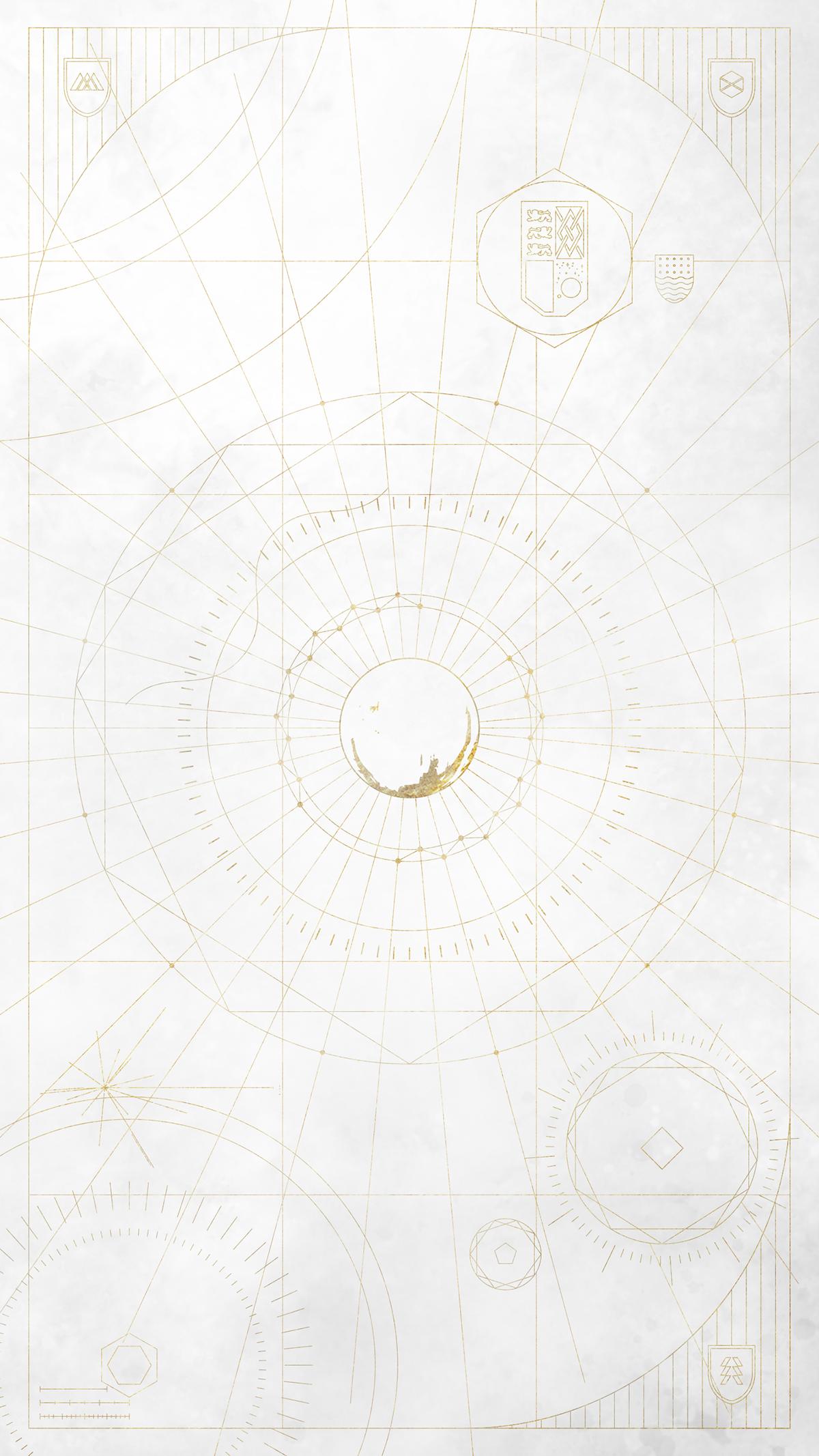 Destiny Traveler Wallpaper On Behance Traveler Wallpaper Destiny Backgrounds Destiny Tattoo