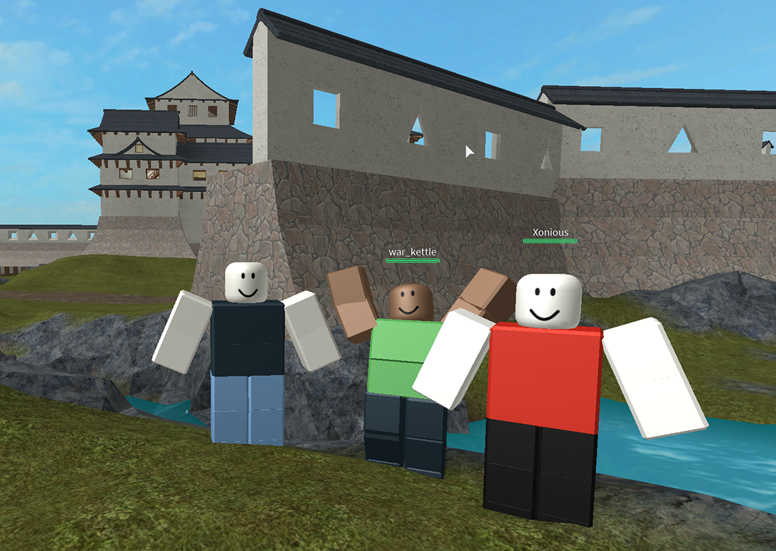 The Future Of The Roblox Avatar Roblox Blog Lighted Canvas Ancient Discoveries Great Wall Of China