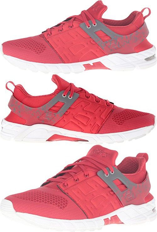Onitsuka Tiger by Asics Unisex GT-DS  Red Red Sneaker Men s 6.5 ... 6806a4951f