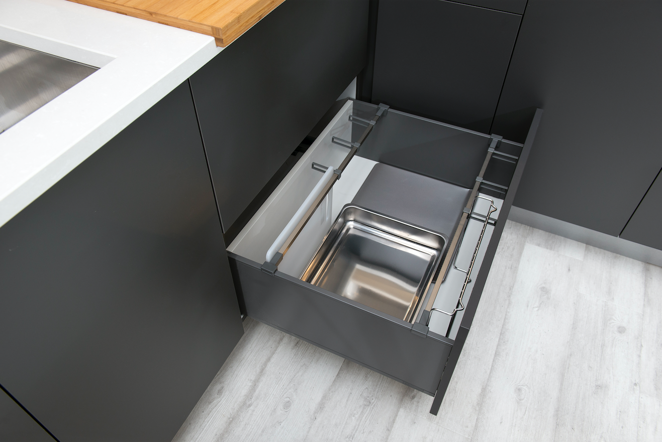 Frameless Cabinetry Provides More Storage And Accessibility In A Cabinet Because It Doesn T Have A Center Frameless Cabinetry Wellborn Cabinets Storage Spaces