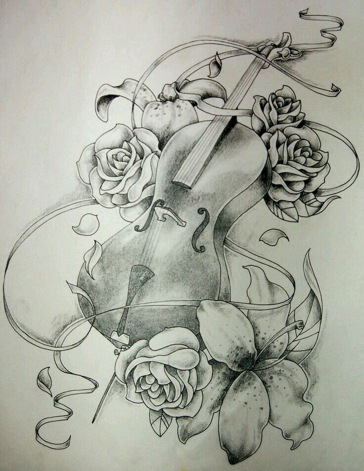 Amazing roses pinterest tattoo drawings and drawing for Amazing drawings of roses