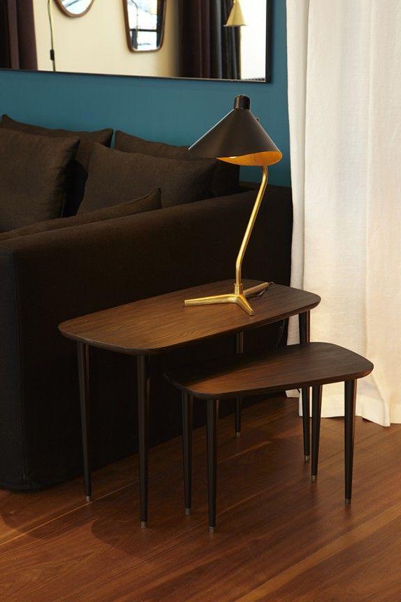 Collection de mobilier et accessoires urbaine par sarah for Decoration simple de salon