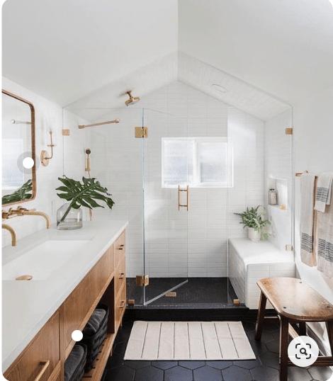 Remodel A Bathroom On A Budget In 2020 Badezimmer Innenausstattung Bad Inspiration Badezimmer Design