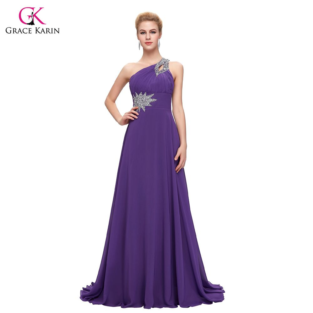 Cheap Sale Free Shipping Grace Karin Wedding Party Gown Ball ...