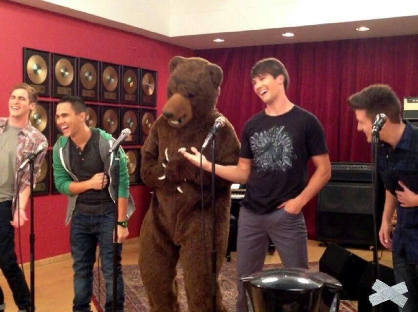 #TBT Who doesn't love the BTR bear? :)