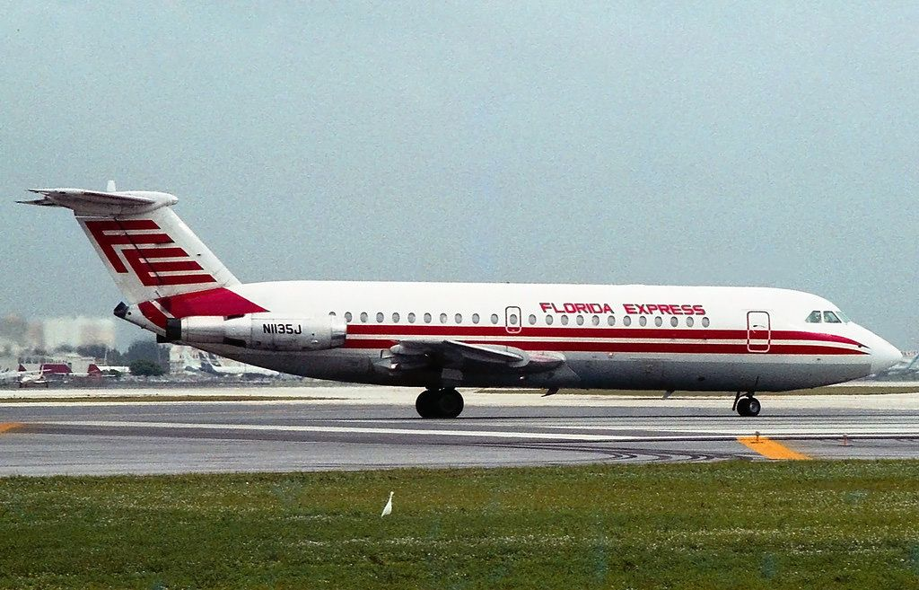 Pin by Edmund Rivera on BAC 111 in America in 2020 Air